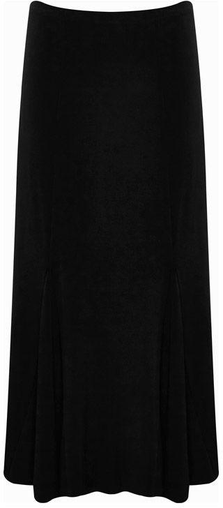 NONI B Plain Diagonal Panel Skirt $79.95 AUD  Pull on elastic waist diagonal panel skirt 80cm length 94% Polyester 6% Elastane  Item Code: 047174