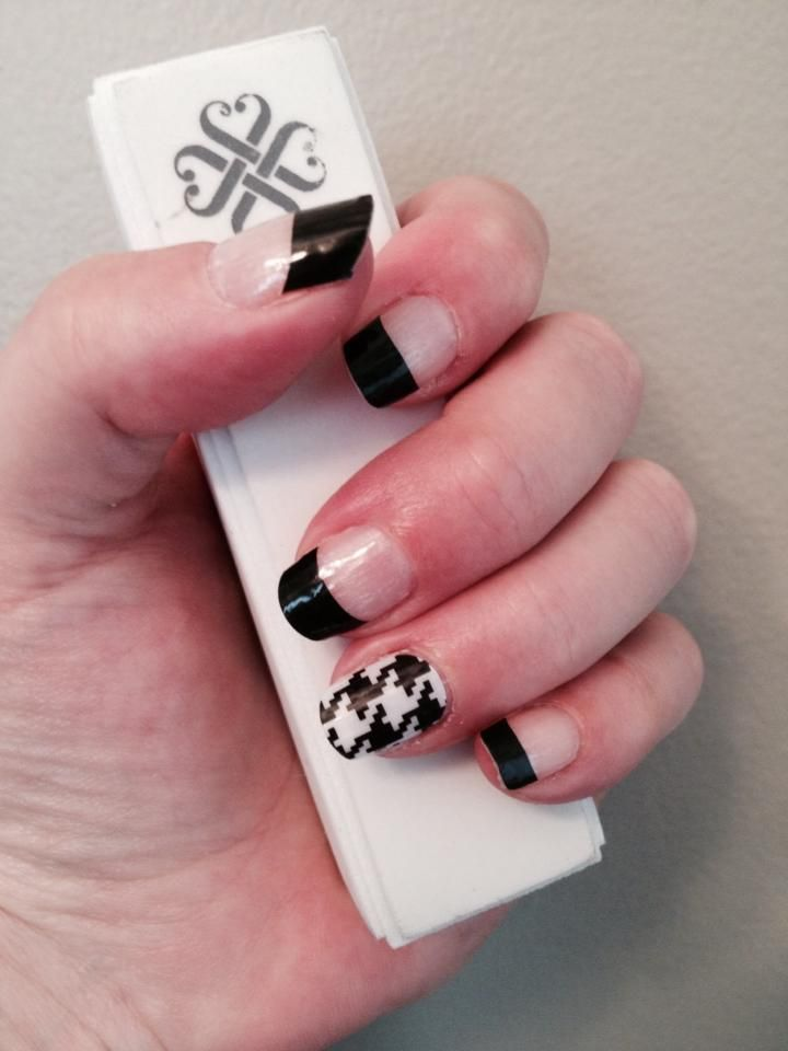 10 best Jamberry\'s French Tips! images on Pinterest | French nails ...