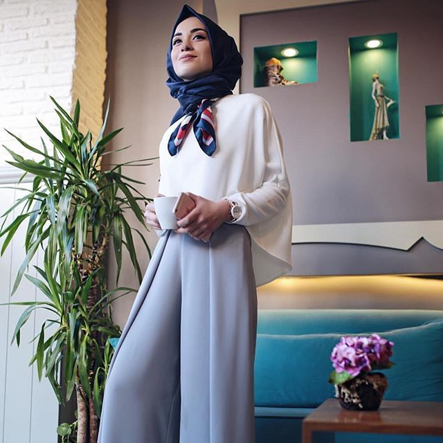 @senaseveer #hijabfashion #hijabstyle #hijabfashion484 #hijab #fashion #style #love #ootd #inspiration