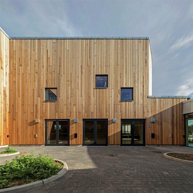17 meilleures id es propos de bardage bois vertical sur for Bardage en bois pour facade