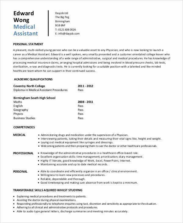 20 Entry Level Admin Assistant Resume In 2020 Medical