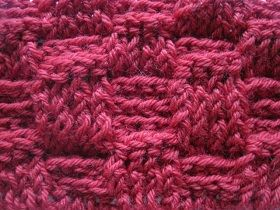 How to crochet the Basket-weave stitch    . . . .   ღTrish W ~ http://www.pinterest.com/trishw/  . . . .