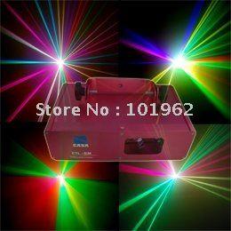 Cheap  270 mW Laser Light Equipment DJ DISCO Club Party Stage Lighting