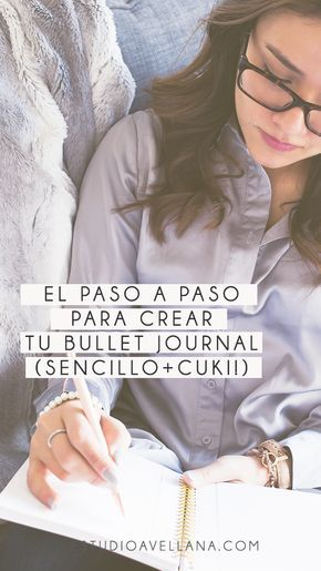 Tutorial para crear tu Bullet Journal //