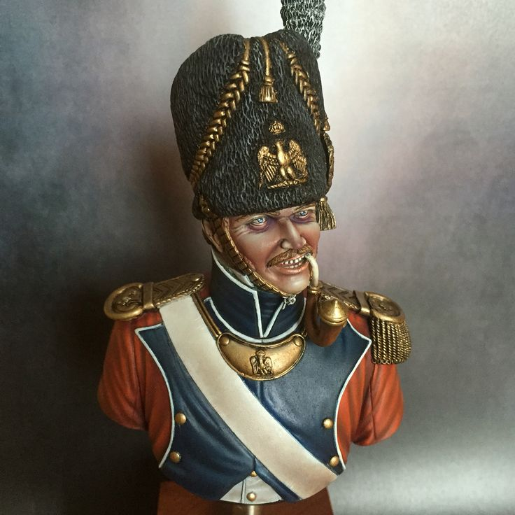 Swiss Grenadier Officer
