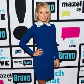 Celebrity News Today: Kelly Ripa Birthday Workout-Shape Magazine