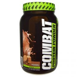 Muscle Pharm, Combat Protein Powder, Snickerdoodle, 32 Oz (907 G), Diet Suplements 蛇