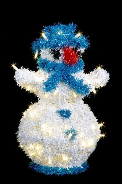 LED snehuliak malý - 600mm - OSWB-01-L