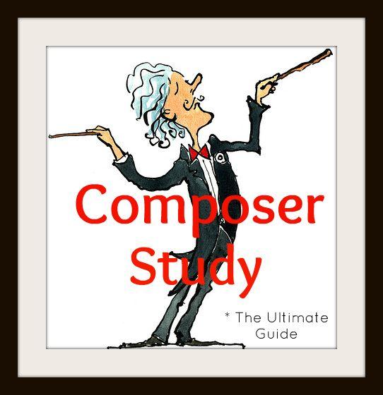 FREE Composer Unit Study for September | Musikk/Music ...