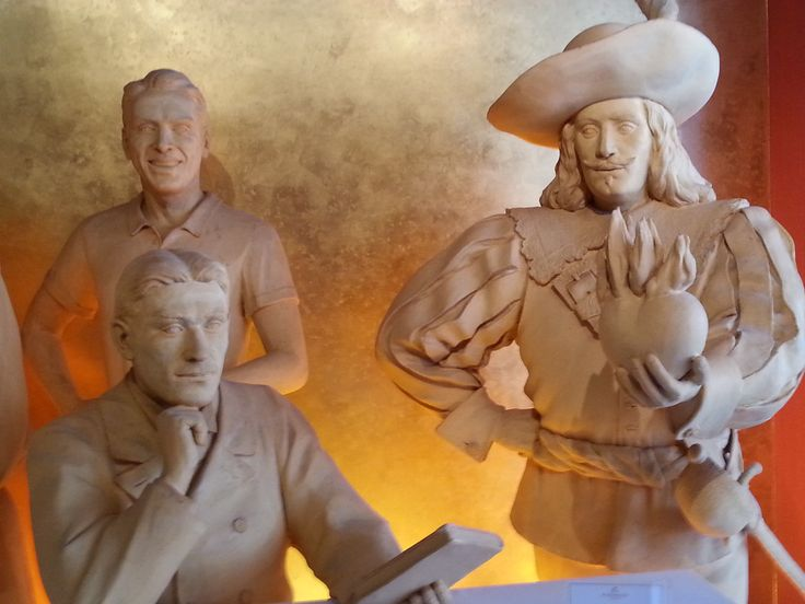 Marzipan Figuren im Niederegger Marzipan Museum