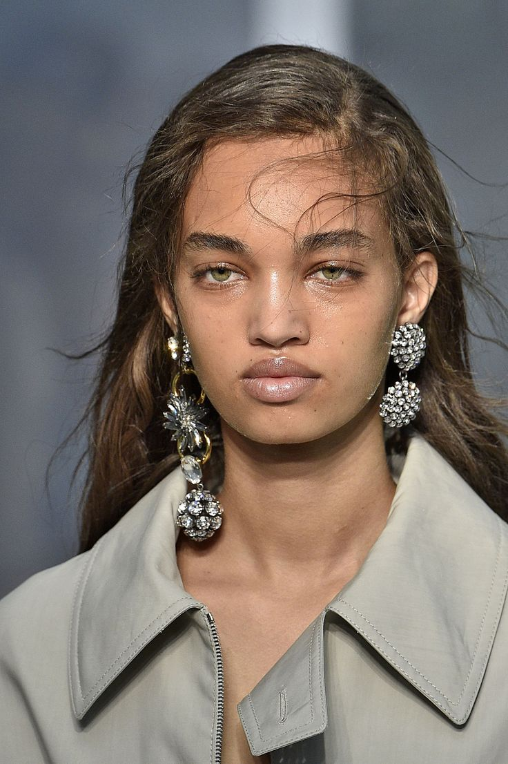 Mismatched Statement Earrings
