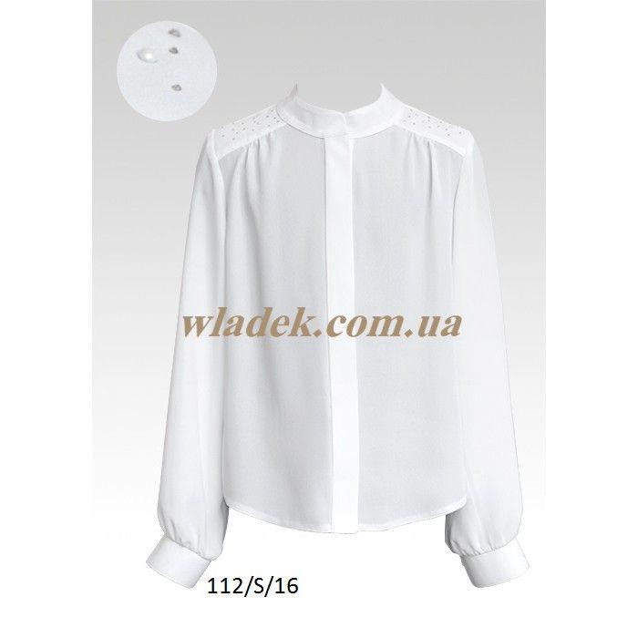 Школьная форма Sly (Польша) - Блузка Sly 112 в интернет-магазине wladek.com.ua