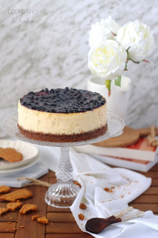 New York Cheesecake. Mi receta de Tarta de Queso Americana