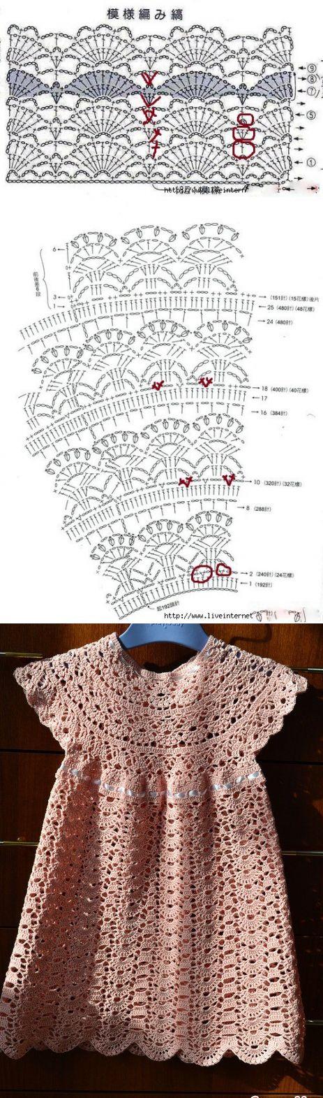 Mejores 71 imágenes de Sobrina en Pinterest | Vestidos para bebé de ...