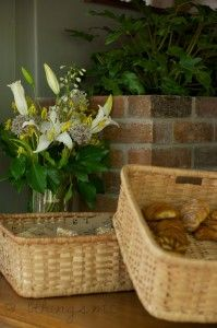 The Company Gardens Restaurant Cape Town   bthings.me   bread, basket, breakfast, flowers, lilly