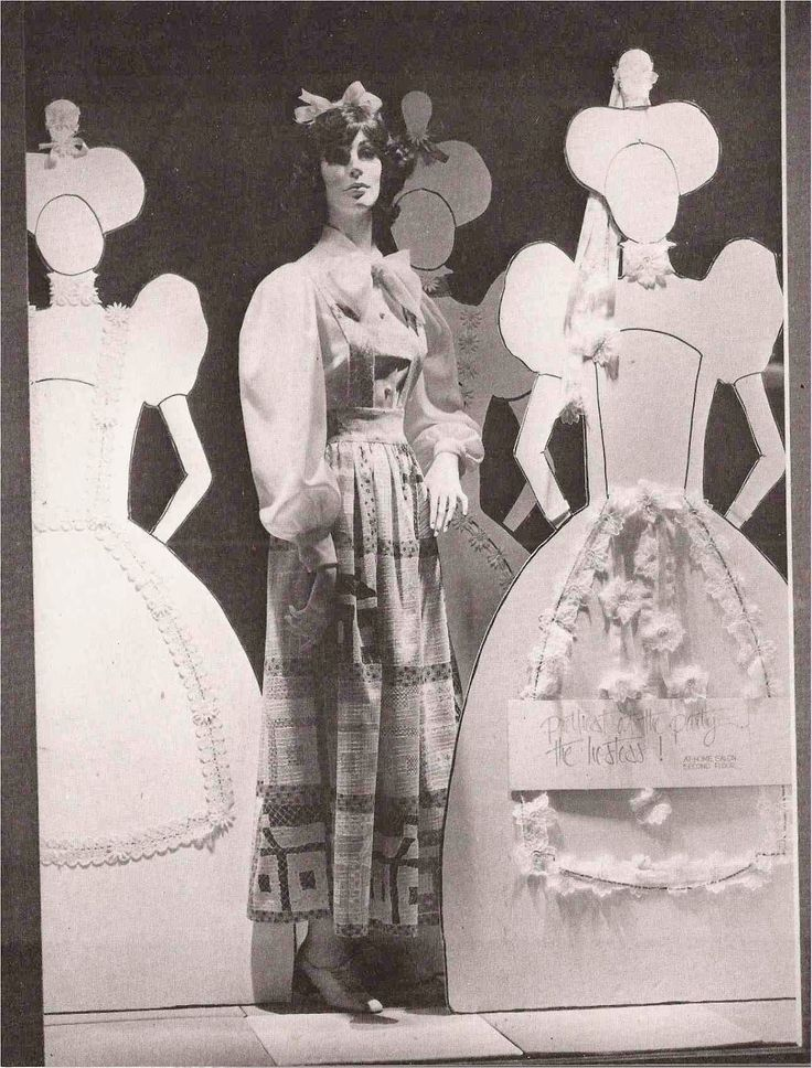 """I.MAGNIN,San Francisco, """"Haute Couture"""", pinned by Ton van der Veer"""