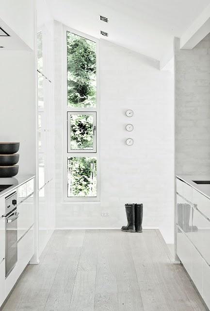 white interior / interior design / home