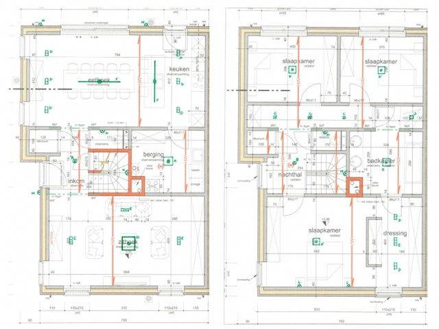 Créer un plan d\u0027éclairage pour votre maison - Eclairage - Livios - Creer Un Plan De Maison