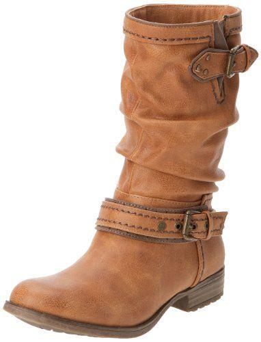 In Offerta! #Offerte Abbigliamento#Buoni Regalo   #Outlet Mustang - Stivali senza chiusura Stiefel, marrone (Braun (307 cognac)), 40 disponibile su KellieShop. Scarpe, borse, accessori, intimo, gioielli e molto altro.. scopri migliaia di articoli firmati con prezzi da 15,00 a 299,00 euro! #kellieshop #borse #scarpe #saldi #abbigliamento #donna #regali