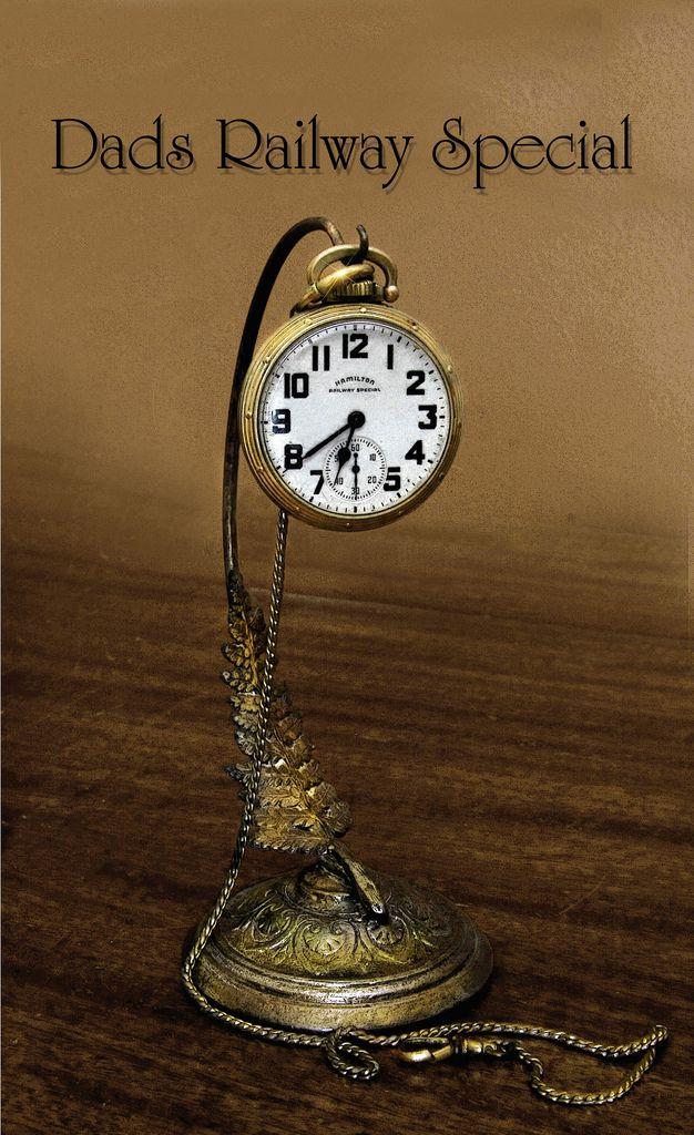 Pocket watch..