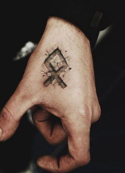 best 25 viking rune tattoo ideas on pinterest. Black Bedroom Furniture Sets. Home Design Ideas