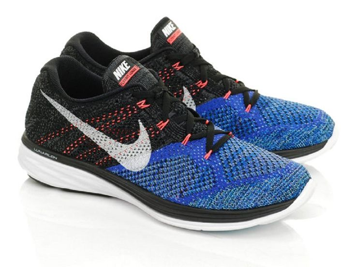 competitive price cb9bf 00176 clearance nike flyknit lunar3 mens running shoes 12 3cf77 9f550
