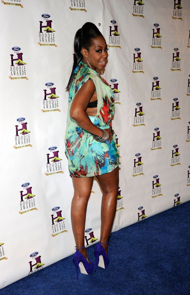 Tichina Arnold Photos - 9th Annual Ford Hoodie Awards Hosted By Steve Harvey - Red Carpet - Zimbio