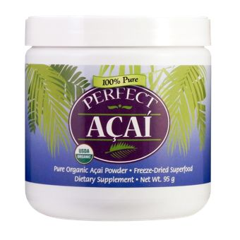 Perfect Organic Acai berry Powder can: Increase Energy & Stamina, Improve Immune Health, Slow down ageing, Improve Sleep. Loaded with Antioxidants!
