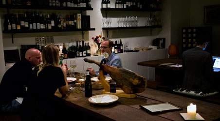 Tapas-like dining @Restaurant CLOU