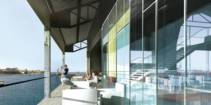 L'ATELIER DU LARGE : un espace dédié à la participation des habitants et des visiteurs ouvert dans le J1 (Marseille) durant l'année 2013.