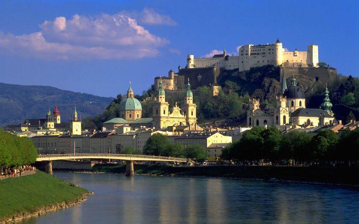 Salzburg Austria - HD Travel photos and wallpapers