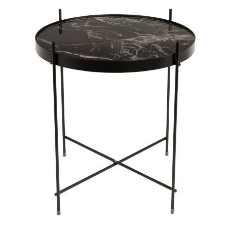 Table basse design ronde Cupid S Marble