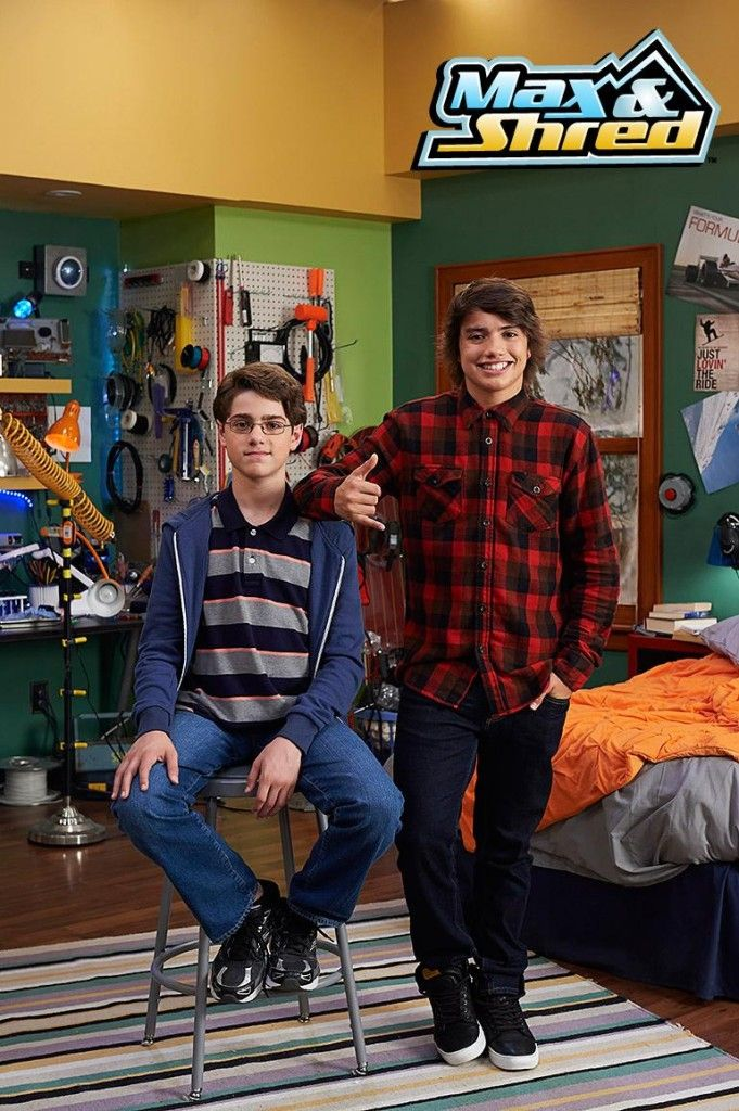 Nickelodeon's 'Max & Shred' New Snowboarding Live Action Series To Debut On Monday, Oct 6, @ 7:30 PM - http://oceanup.com/2014/09/27/nickelodeons-max-shred-new-snowboarding-live-action-series-to-debut-on-monday-oct-6-730-pm/