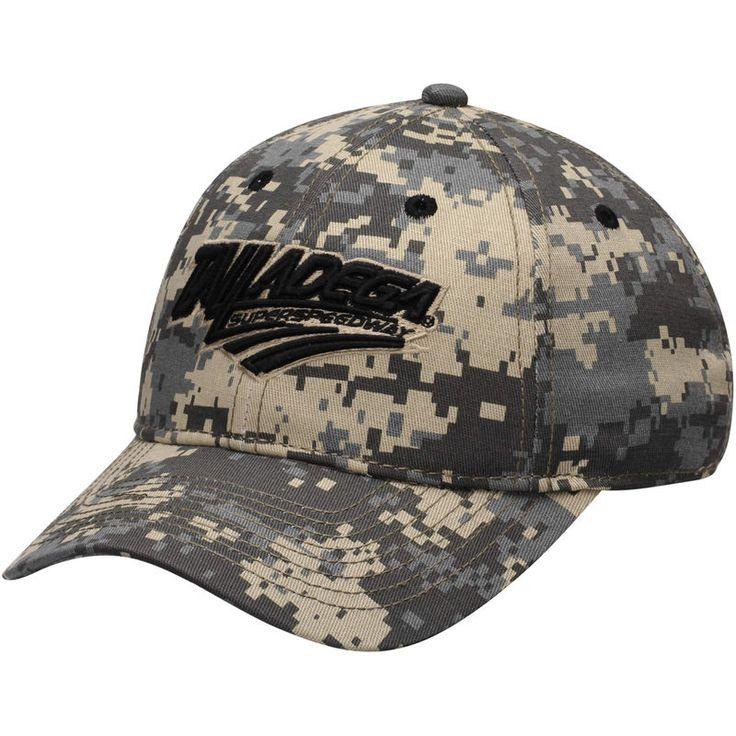 NASCAR Talladega Superspeedway Adjustable Hat - Camo