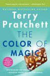"""Start with this one and then read the whole Discworld series. They are humorous books in the fantasy genre, but appeal to people who don't think they like """"fantasy"""". If you don't want to start at the beginning, read """"Witches Abroad"""", """"Hogfather"""", """"Soul Music"""", or..., never mind, just start at the beginning and read them all."""