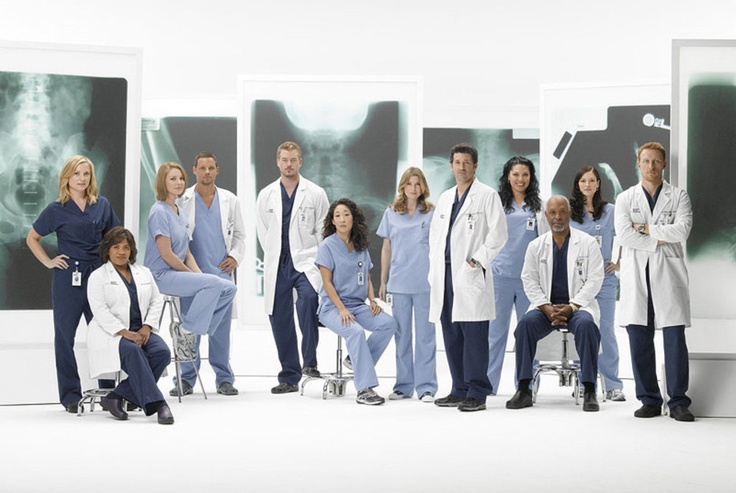 Greys Anatomy..i SERIOUSLY miss Mark Sloan!