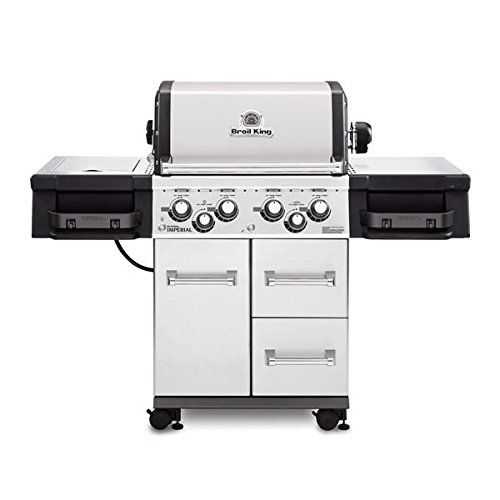 BroilKing 956887 Imperial 490 Natural Gas Grill -- Want to know more, click on the image.(This is an Amazon affiliate link and I receive a commission for the sales)
