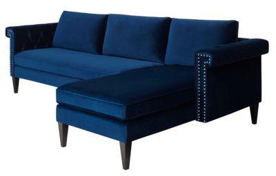 Nathaniel Reversible Sectional Sofa Macys