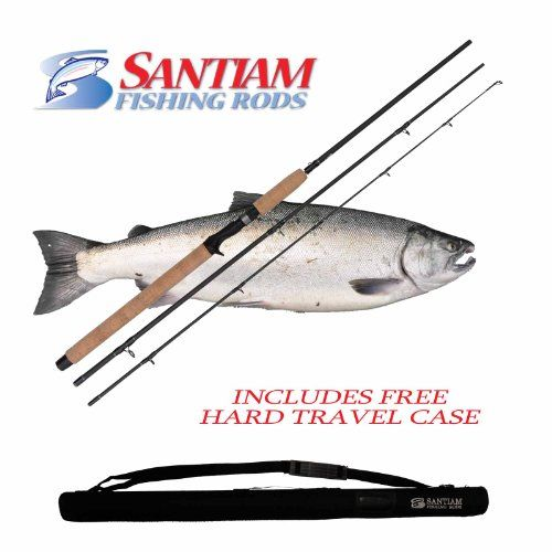 Santiam Fishing Rods Travel Rod 3 Piece 86 12-30LB MH Graphite Casting Rod w/Hard Case For Sale https://bestfishingkayakreviews.info/santiam-fishing-rods-travel-rod-3-piece-86-12-30lb-mh-graphite-casting-rod-whard-case-for-sale/