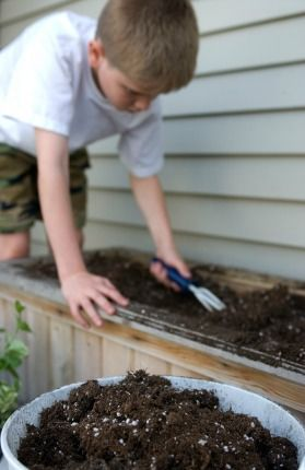 Frugal Living Blog - Summer activities for kids. Gardening is such a fun one. It gives kids a chance to learn and have some responsibility. Even if it is a really small garden or just a few potted plants.