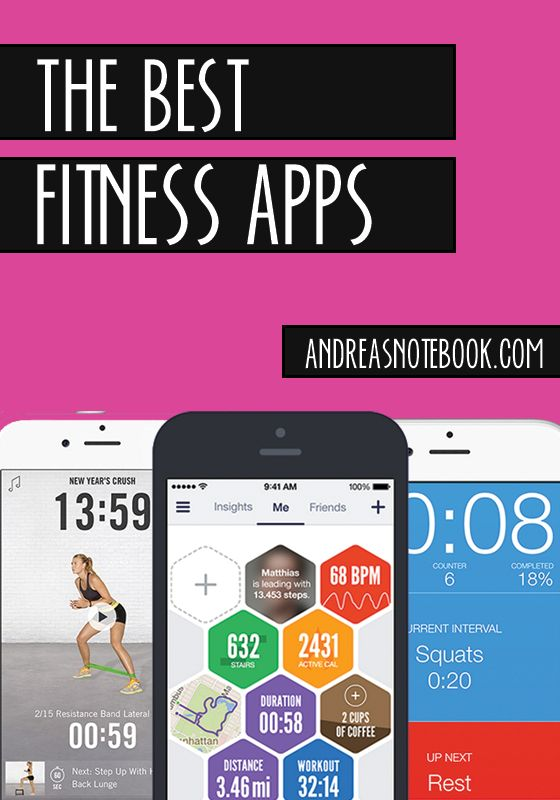 the best fitness apps to help you kick start your health diy recipes and tips from. Black Bedroom Furniture Sets. Home Design Ideas