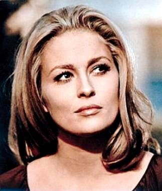 I'm still the little southern girl from the wrong side of the tracks who really didn't feel like she belonged.  Faye Dunaway