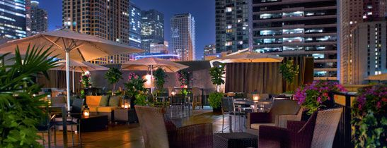 The Gwen, a Luxury Collection Hotel, Chicago - Terrace Suites/Aerial, Vertical