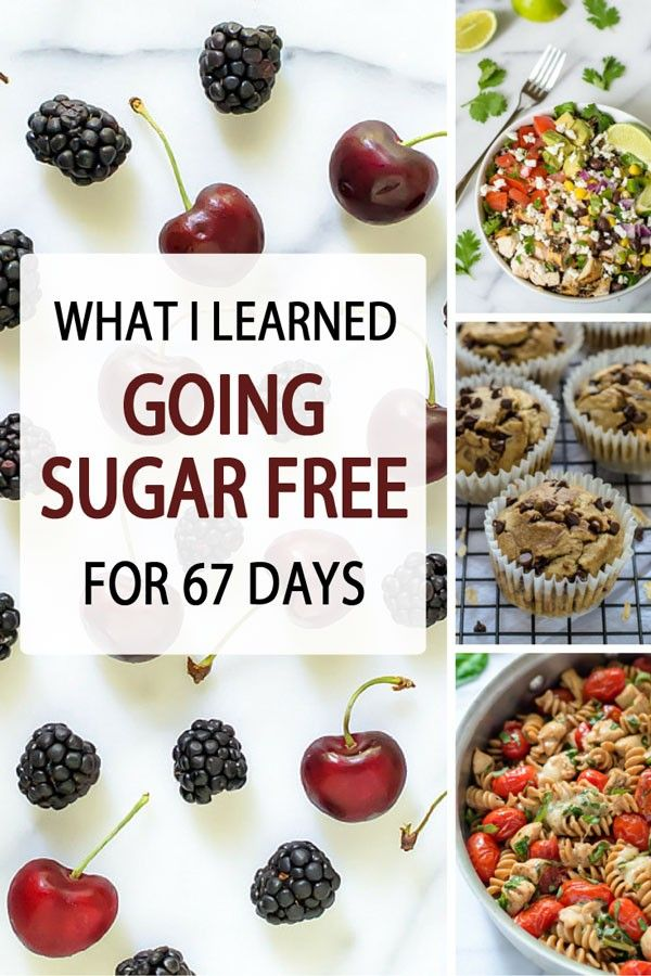 What I Learned Going Sugar Free for 67 Days. OR How I got clearer skin, a flattery belly, and lost my sweet tooth once and for all! Includes a collection of sugar free, whole grain recipes.
