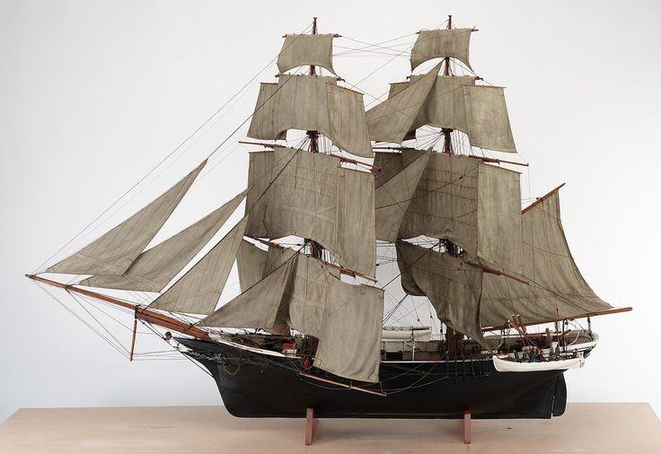 1840   Brig, English.   Passenger/cargo vessel.          collections.rmg.co.uk                    suzilove.com