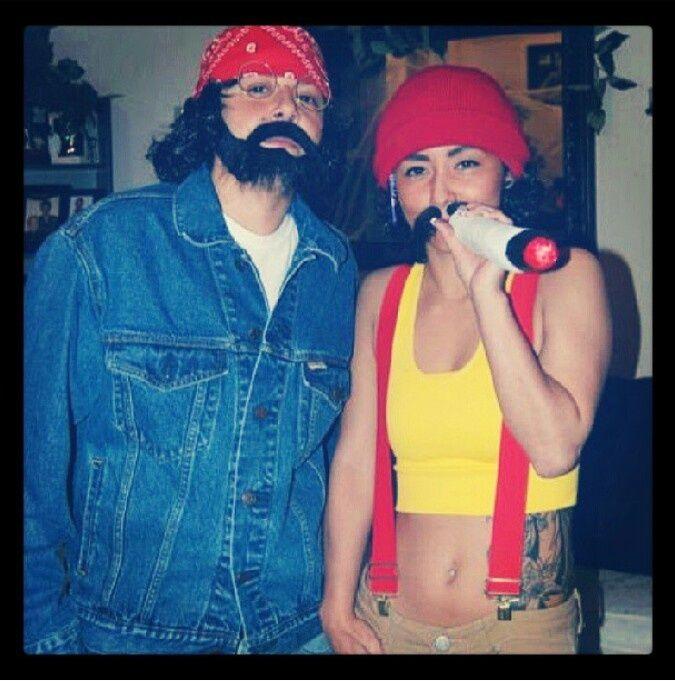 cheech & chong costume - Google Search