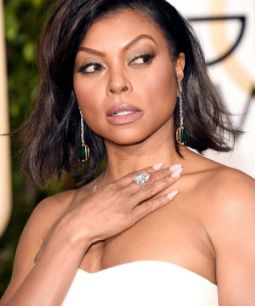 Taraji P. Henson Bra Size Age Feet Height Weight Body Measurements Wiki
