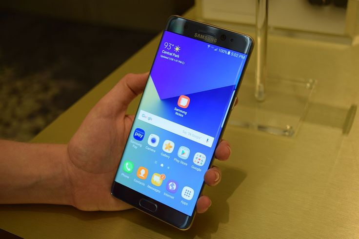 Trick and Tips for the Samsung Galaxy Note 7 (2016)
