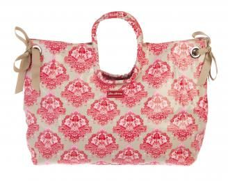 Beach Bag - Large - Arabella Damask