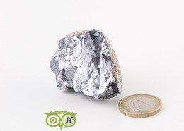 Galena (Galeniet) GL-RM-RW-3-156- Mexico  Galeniet / Galena Galeniet is een sterk werkende steen op het gebied van evenwicht en balans. Galeniet is de steen van de zelftransformatie, hij is een goede bondgenoot voor het sjamanisme. Helpt ...